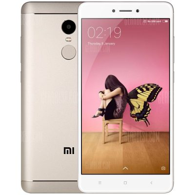 smartylife-Xiaomi Redmi Note 4 4G Phablet Global Version HK WAREHOUSE 3GB RAM 32GB ROM