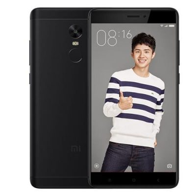 smartylife-Xiaomi Redmi Note 4X 5.5 Inch FHD Screen 4GB RAM 64GB ROM 13.0MP Cam Helio X20 MT6797 Deca Core MIUI 8 4G LTE Smartphone Touch ID 4100mAh Battery - Black