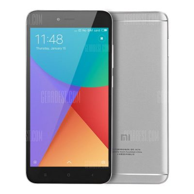 smartylife-Xiaomi Redmi Note 5A 4G Phablet Global Version