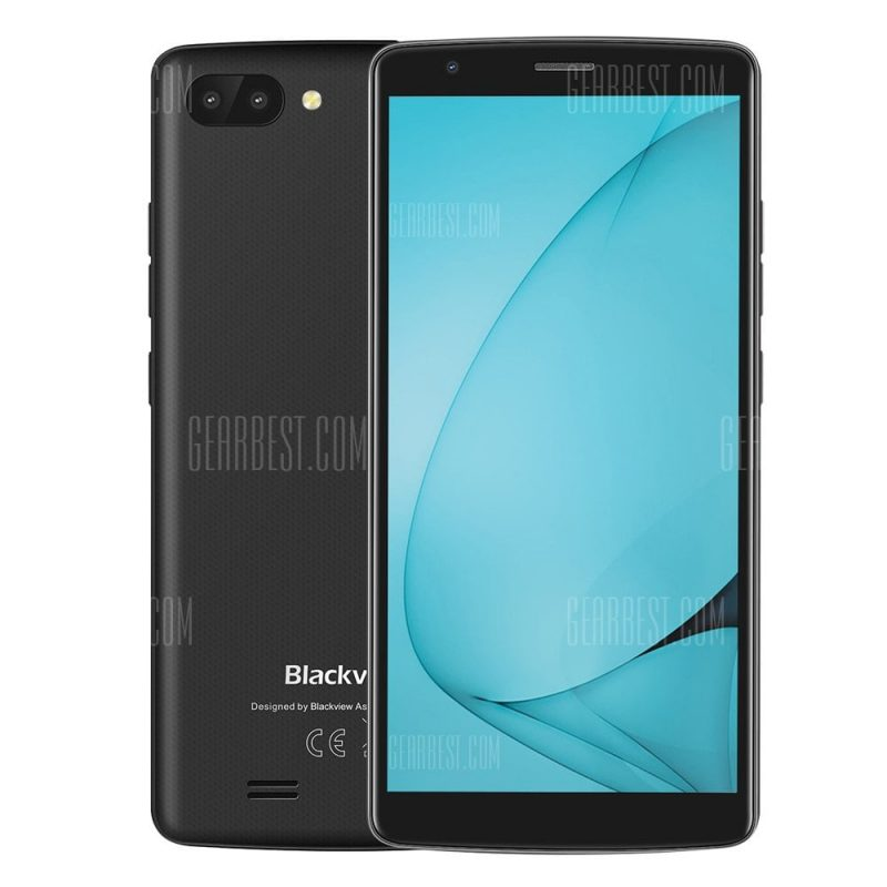 smartylife-Blackview A20 3G Phablet