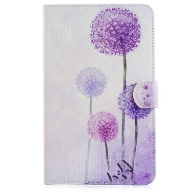smartylife-Dandelion Style Protective Case for Samsung Galaxy Tab 4 T230