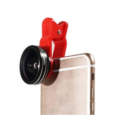 smartylife-LIEQI F - 502 0.4X Super Wide Angle Phone Lens