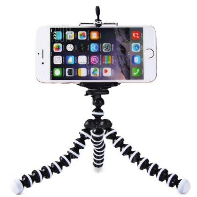 smartylife-Mini Octopus Style Mobile Phone Stand Flexible Tripod