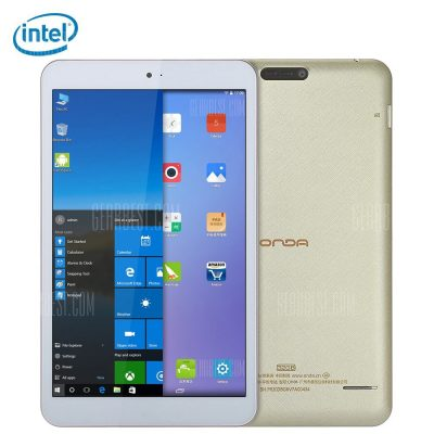 smartylife-Onda V820w Windows 10 + Android 4.4 Tablet PC