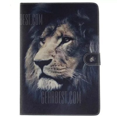 smartylife-Reality Lion Style Protective Case for Samsung Galaxy Tab 4 T230
