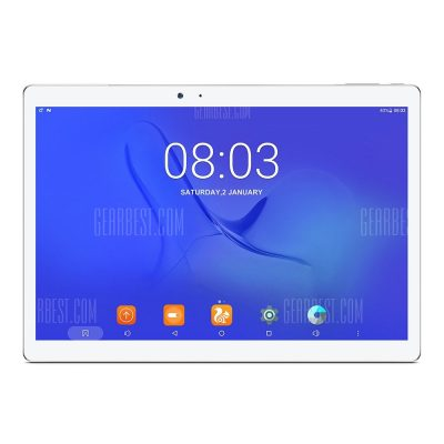 smartylife-Teclast Master T10 Tablet PC Fingerprint Sensor