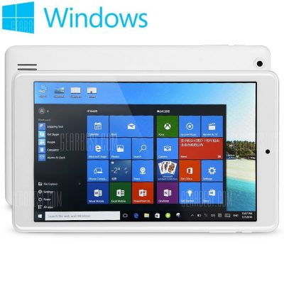smartylife-Teclast X80HD 8 inch Windows 10 + Android 4.4 Tablet PC