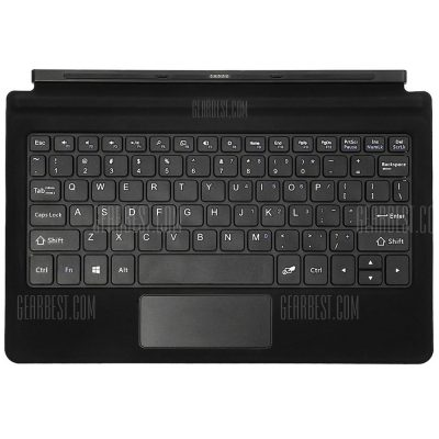 smartylife-Original Vido W10 Keyboard Magnetic Docking PU Leather
