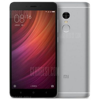 smartylife-Xiaomi Redmi Note 4X 5.5 inch 4G Phablet