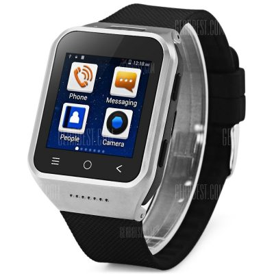 smartylife-ZGPAX S8 3G Android 4.4 Smart Touch Screen Watch Phone