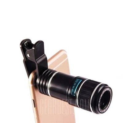 smartylife-12X Zoom Mobile Telescope