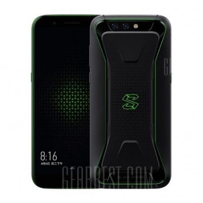smartylife-Black Shark 4G Phablet English and Chinese Edition
