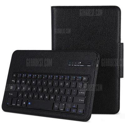 smartylife-Bluetooth Keyboard Case for Samsung Galaxy Tab A 10.1 ( T580 )