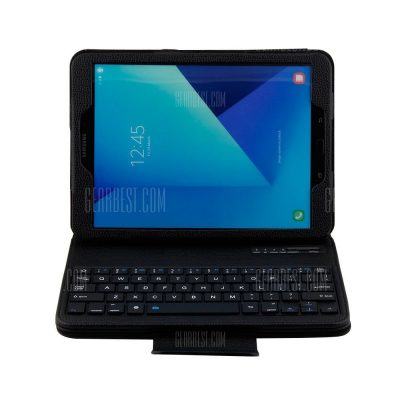 smartylife-Bluetooth Keyboard Case for Samsung Galaxy Tab S3 T820