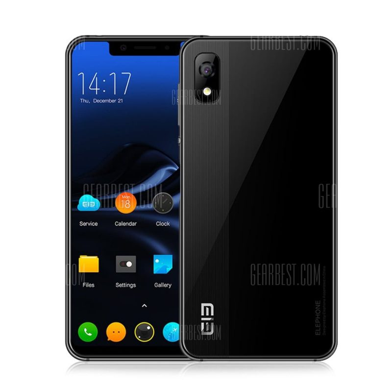 smartylife-Elephone A4 4G Phablet