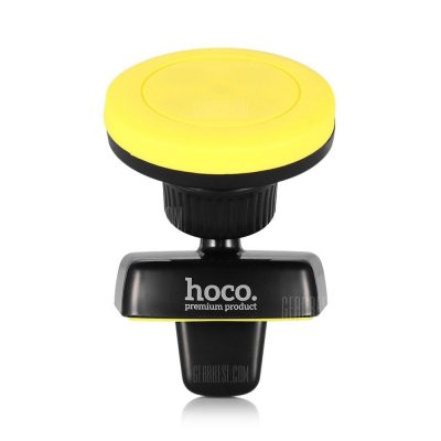 smartylife-HOCO CA16 Short Version Air Vent Magnet Car Mount Holder