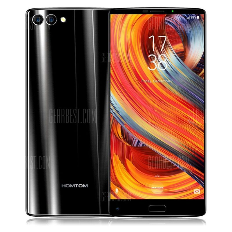 smartylife-HOMTOM S9 Plus 4G Phablet