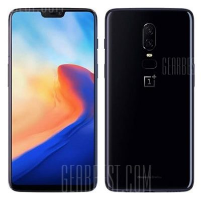 smartylife-OnePlus 6 4G Phablet 64GB ROM International Version