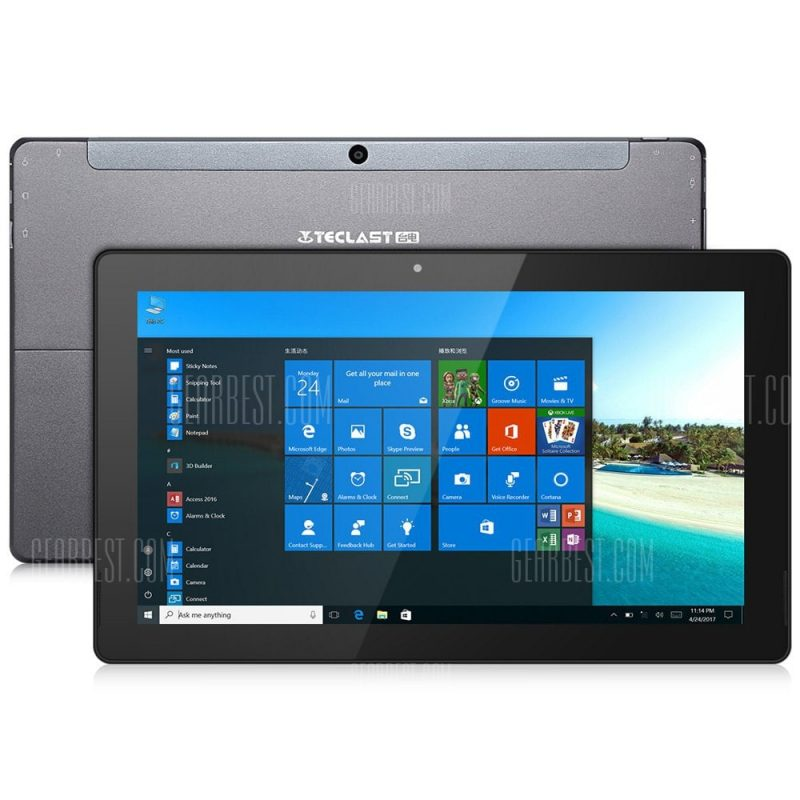 smartylife-Teclast X3 Plus 2 in 1 Tablet PC