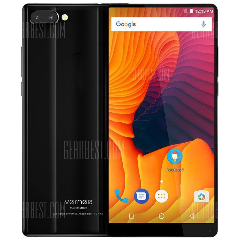 smartylife-Vernee Mix 2 ( M2 ) 4G Phablet