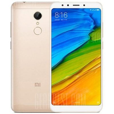 smartylife-Xiaomi Redmi 5 4G Phablet Global Version