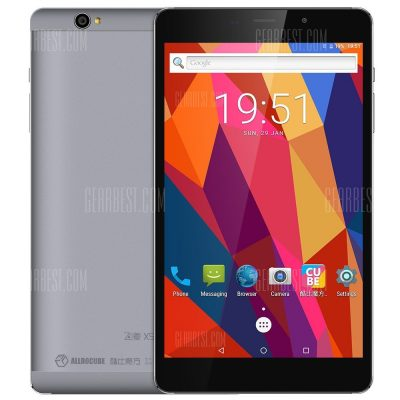 smartylife-ALLDOCUBE Free Young X5 ( T8 Pro ) 4G Phablet