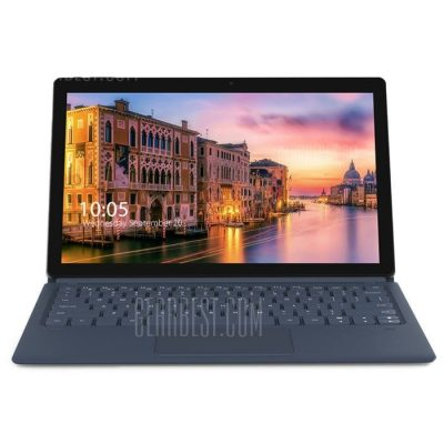 smartylife-ALLDOCUBE KNote 2 in 1 Tablet PC with Keyboard