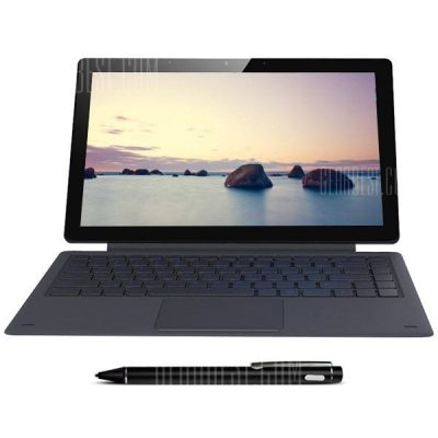 smartylife-ALLDOCUBE KNote 8 2 in 1 Tablet PC with Keyboard and Stylus Pen