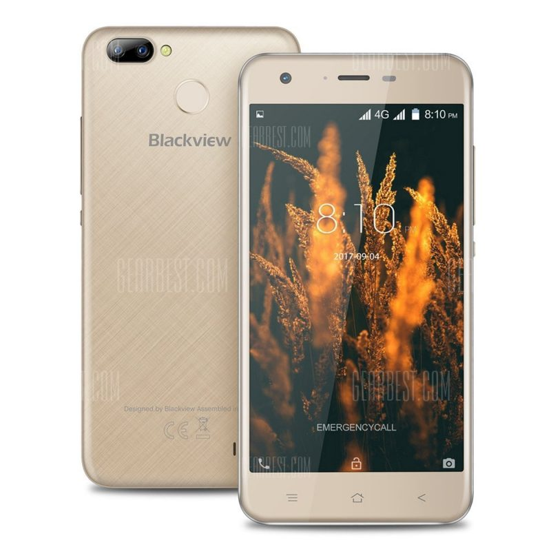 smartylife-Blackview A7 Pro 4G Smartphone