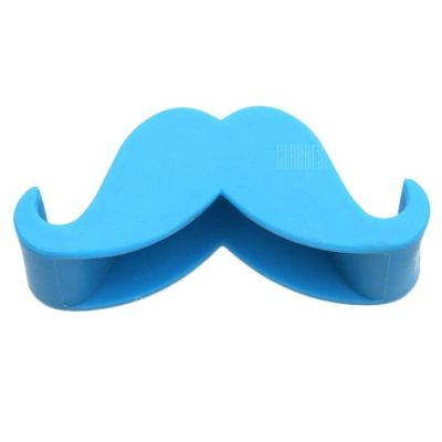 smartylife-Candy Color Mustache Shaped Mobile Phone Holder
