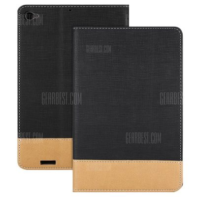 smartylife-Canvas Grain PU Protective Case for Xiaomi Mi Pad 3