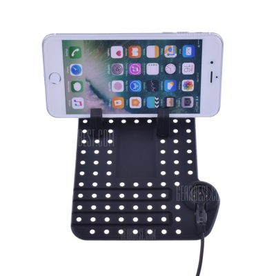 smartylife-Car Dashboard Anti-skid Pad Magnetic Phone Charging Holder