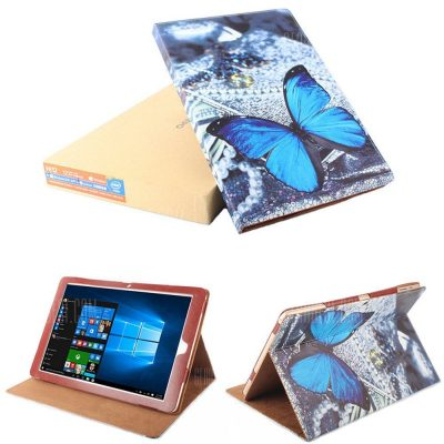 smartylife-Colorful Leather Protective Case for Chuwi Hi12