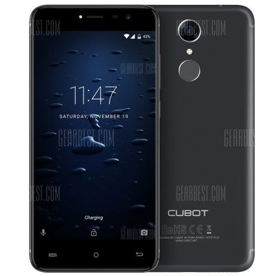smartylife-Cubot Note Plus 4G Smartphone