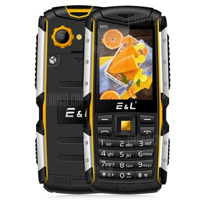 smartylife-EL S600 Quad Band Unlocked Phone