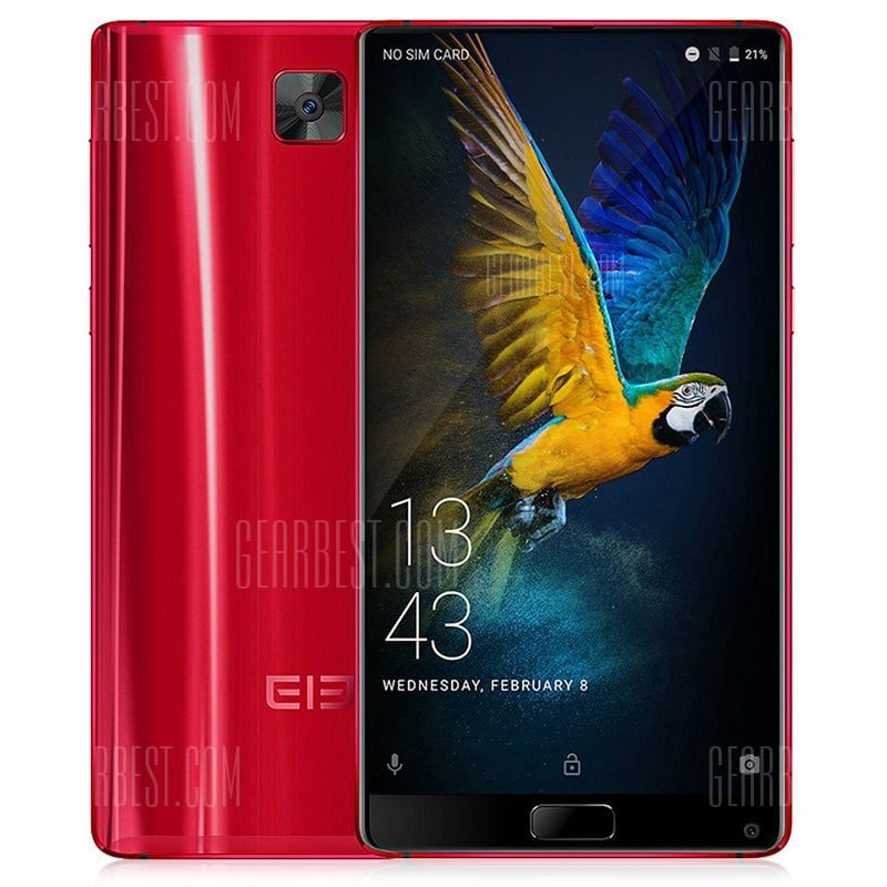 smartylife-Elephone S8 4G Phablet