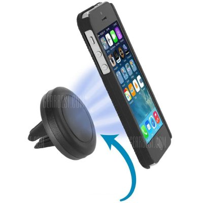smartylife-Excelvan Universal Air Vent Magnetic Car Cellphone Mount Holder