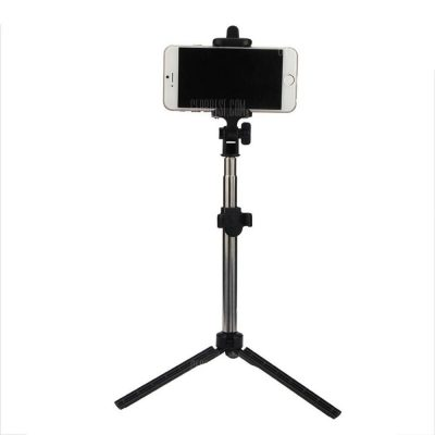 smartylife-Extendable Monopod with Tripod Stand Bluetooth Selfie Stick for iPhone and  Android