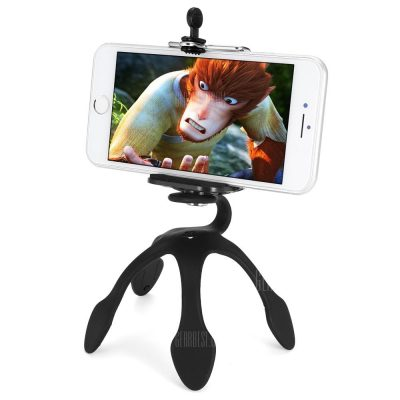 smartylife-Flexible Gecko Mount Tripod Stand