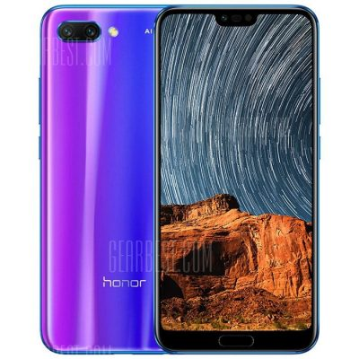 smartylife-HUAWEI Honor 10 4G Phablet - Global Version