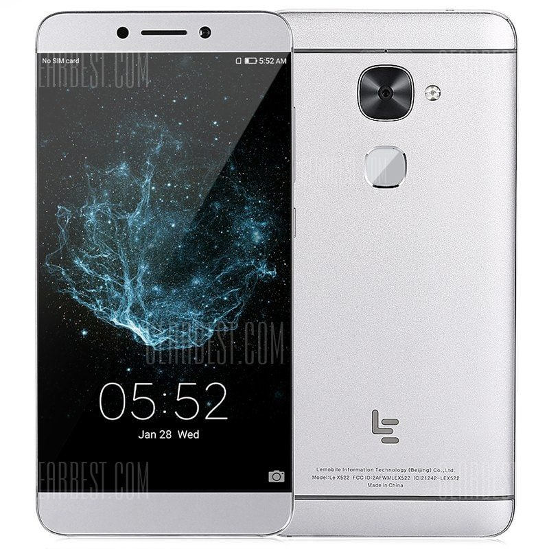 smartylife-Letv X522 4G Phablet