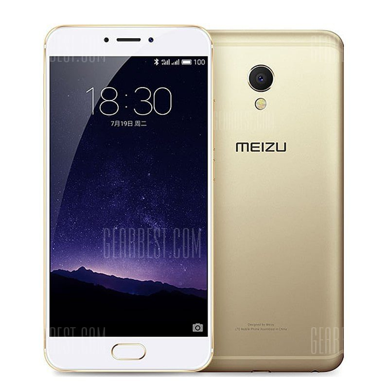 smartylife-Meizu MX6 International Edition 32GB ROM 4G Phablet