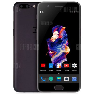 smartylife-OnePlus 5 4G Phablet