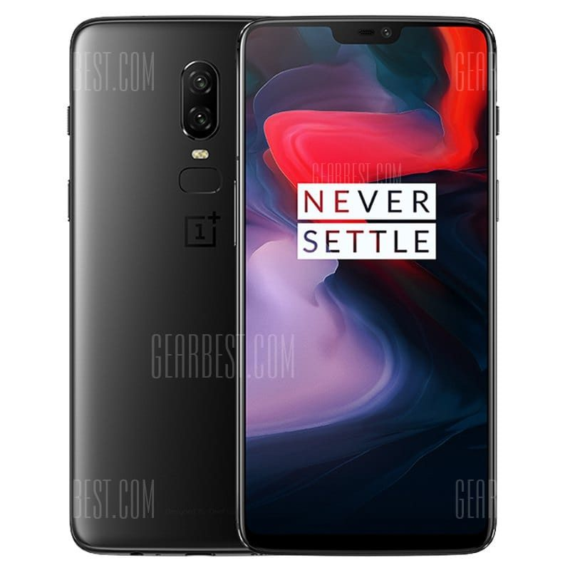 smartylife-OnePlus 6 4G Phablet International Version