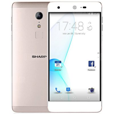smartylife-SHARP Z2 ( FS8002 ) 4G Phablet International Version