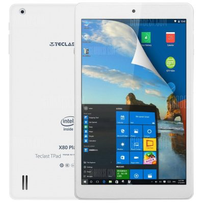 smartylife-Teclast X80 Plus Tablet PC Windows 10 + Android 5.1