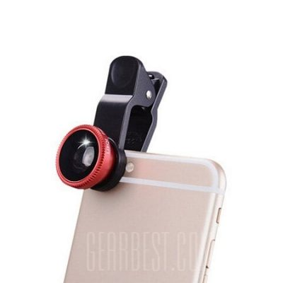 smartylife-Universal Fish Eye Wide Angle Macro Lens
