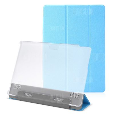 smartylife-Original VOYO Q101 Tri-foldable Tablet Case Stand Function