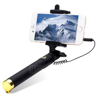 smartylife-Wired Selfie Stick Handheld
