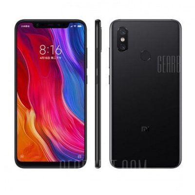 smartylife-Xiaomi Mi 8 4G Phablet English and Chinese Version